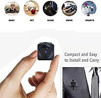 WANGGANG D5 Mini cámara ocultada, 32GB HD cámara de Seguridad casera 1080P para la Antena al Aire Libre DV, hogar, Oficina, Coche o de Interior, etc.: Amazon.es: Electrónica