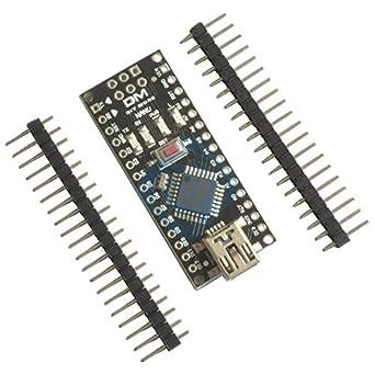 5x Nano V3.0 Mini USB ATmega328 5V 16M 100/% ORIGINAL FTDI FT232RL For Arduino CA
