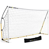SKLZ Quickster Soccer Goal- Quick Set-Up, Ultra Portable...