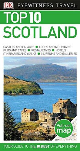 Top 10 Scotland (DK Eyewitness Top 10 Travel Guide: Scotland)