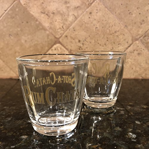 Drinks Made With Rum Chata (Rum Chata Split Shot Glasses (Set of)