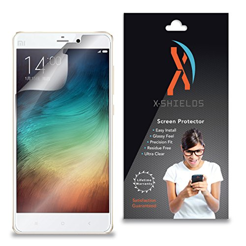 XShields (3-Pack) Screen Protectors for Xiaomi Mi-Note Pro (Ultra Clear)