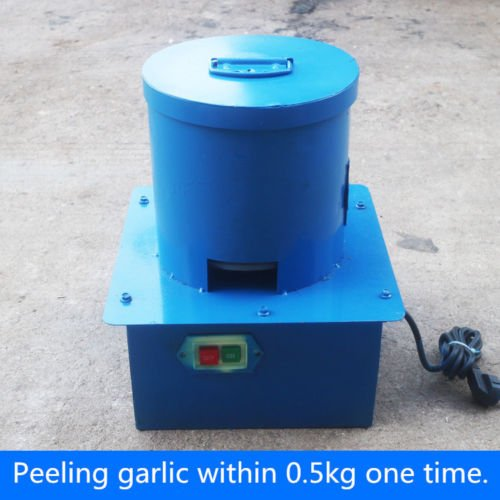 welljun Household and Commercial Garlic Peeling Machine with 150w Motor 220V by Welljun