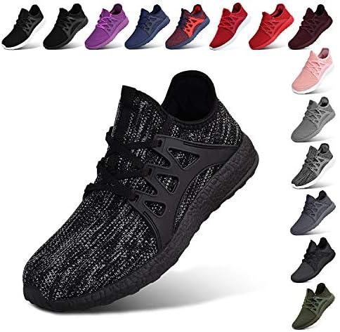 [해외]Feetmat 운동 화 여성 남성 운동 화 런 닝 헬스 조깅 메쉬 슬립 스포츠 아웃 도어 캐주얼 운동 화 가볍고 통풍 / Feetmat Walking Shoes Women`s Men`s Sneakers Running Fitness Jogging Mesh Slip-on Sports Outdoor Casual Athletic Shoes Lightw...
