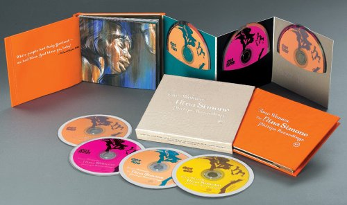 Four Women: Nina Simone Philips Recordings [4 CD Box Set]