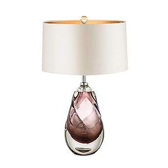 Lámpara De Mesa Moderna Y Sencilla, Lámpara De Mesa Art Deco ...