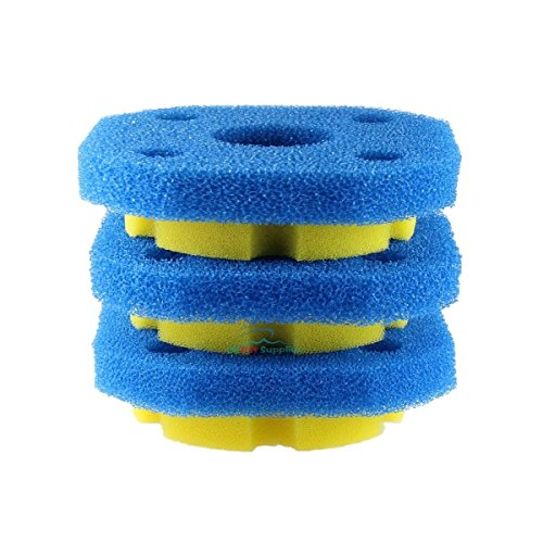 (Ship from USA) Replacement Sponge Filter Media Pad for CPF-250 Pressure Pond Filter Koi Fish /ITEM (Koi Garden)