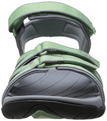 Teva Damen Tirra Athletic Sandale Wiese