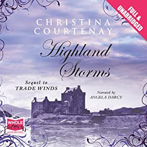 Highland Storms Audiobook