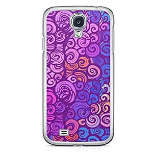 Clouds 7 Samsung Galaxy S4 Transparent Edge Case - Clouds Collection