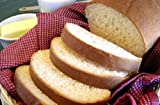 4-Pack Easy Homemade White Bread Machine Mix (for oven also)