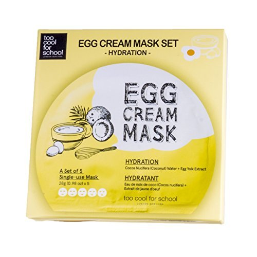 Egg Mask For Face