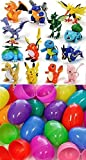 Pokemon Easter Egg Hunt - Birthday Party - Mini Assorted Action Figures - Prime Time Goods