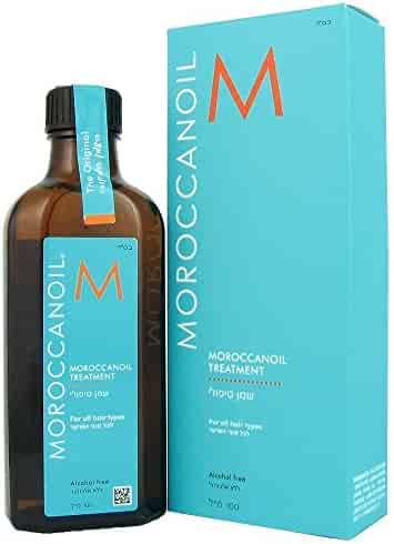 Moroccanoil Hair Treatment 100 ml Bottle with Blue Box for all hair types