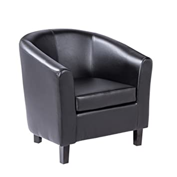 Furniture Uk Shop Faux Leather Tub Chair Armchair Club Chair Dining