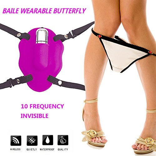 GTAovov BAILE invisible mask wireless wearable waterproof Vibrador female masturbation 10 Frequency vibrator adult sex toys for woman