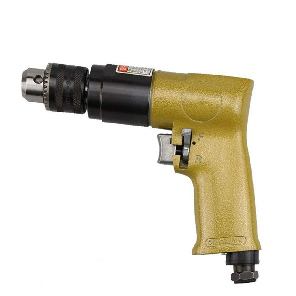 Pneumatic Drill, High Speed Industrial Grade Reversing Air Drill Industrial Grade Hand Tool by XIAOL-Pneumatic Tool