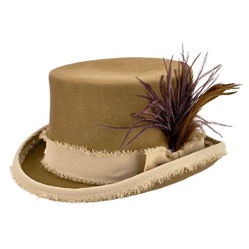Bailey Western Renegade by Bailey® Vivienne Top Hat Tan M (Bailey Western Top)