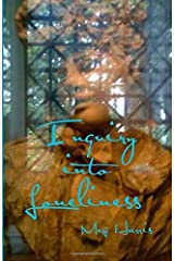 Inquiry into Loneliness Paperback