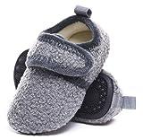 SLEVEL Toddler Boys Girls Non Slip House Slippers