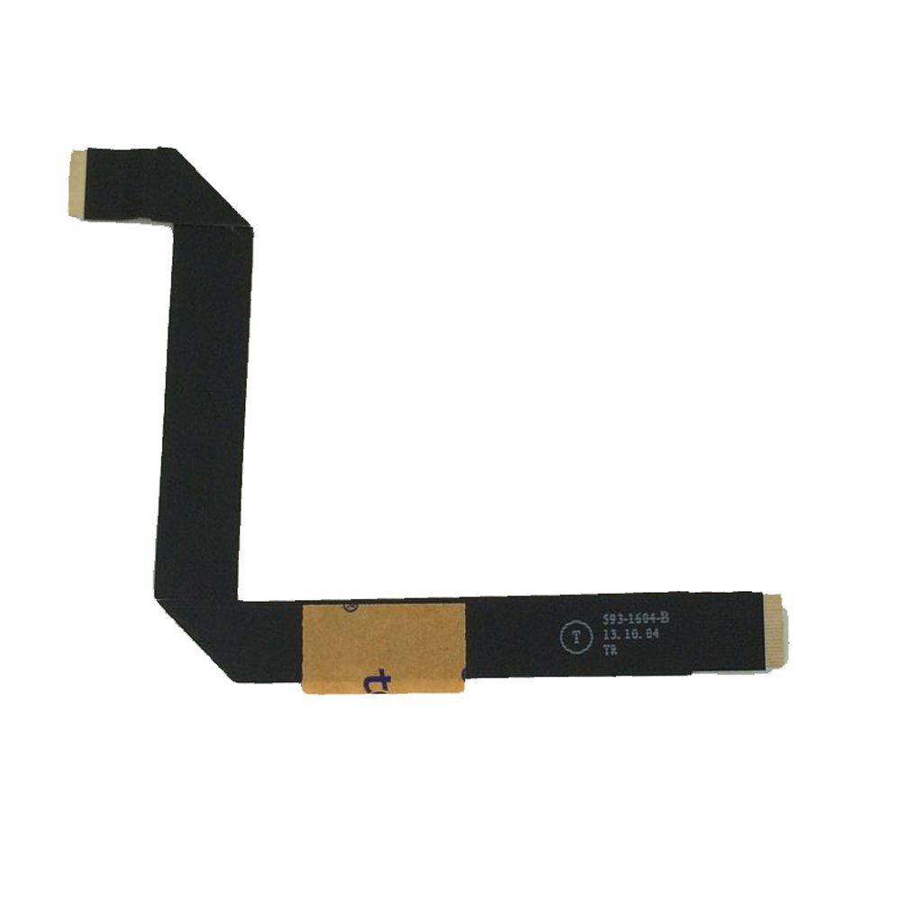 Willhom 593-1604-B IPD Trackpad Touchpad Flex Cable for Apple MacBook Air 13' A1466 (Mid 2013-Early 2015) (923-0441)