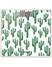 Salter 9212 CT3r personenweegschaal met cactusmotief