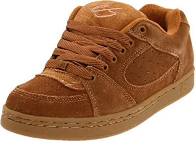 eS Men's Accel,Brown/Gum,9 D US