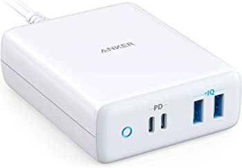 Anker PowerPort Atom PD 100W 4-Port Type-C Charging Station