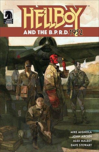 Hellboy and the B.P.R.D: 1952 (Hellboy and the B.P.R.D. Book 1)]()