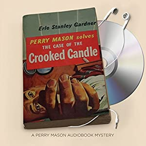 The Case of the Crooked Candle Audiobook