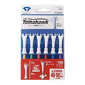 Diamond (DAIYA) golf tee Tomahawk tea Long TE-500