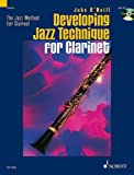 Developing Jazz Technique for Clarinet, , 1902455614