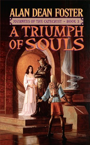 book cover of A Triumph of Souls