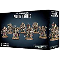 Warhammer 40k Death Guard Plague Marines Games Workshop