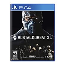 Mortal Kombat XL PlayStation 4 - XL Edition