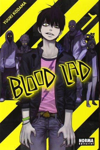 Descargar Libro Blood Lad - Número 1 Yuuki Kodama