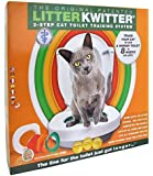 Litter Kwitter Cat Toilet Training System - With Instructional DVD