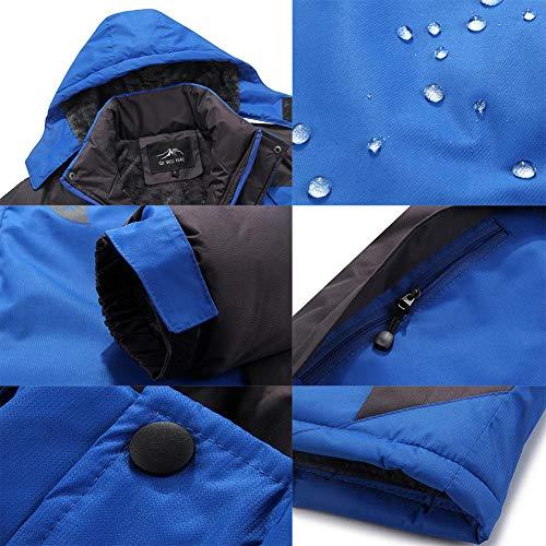 Imperméables Veste Blue De L Extérieur Coupe Camping Randonnée 6gb7yYf