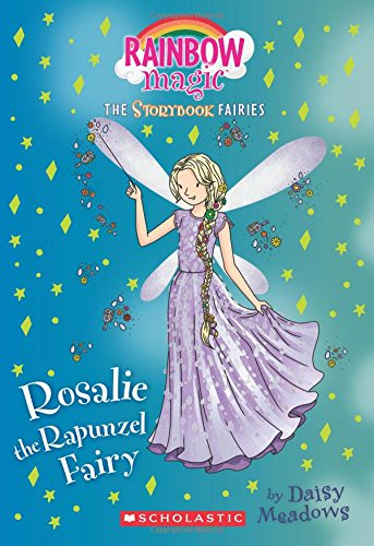 Rosalie Rapunzel Fairy Storybook Fairies
