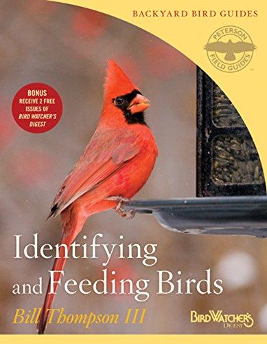 Identifying Feeding Peterson Watchers Backyard