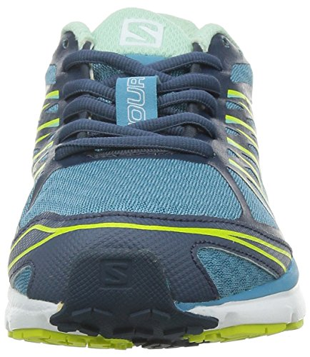 Salomon Dames X-tour 2 Trail Loopschoenen Paars