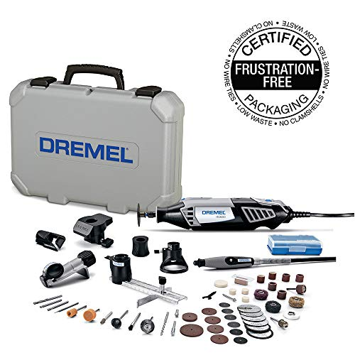 Dremel 4000-6/50 Kit giratorio de velocidad variable de 120 voltios