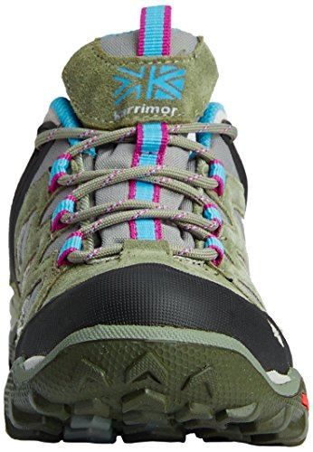 Weathertite Ladies Toledo Grey Light Low Aqua Karrimor qpSgHZq
