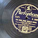 78rpm RON GOODWIN song from moulin rouge / limelight theme