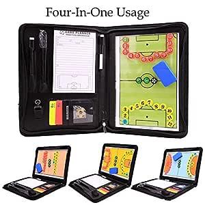 talogca Tactical Table Kit, Tactical Football Table con Ordenador ...