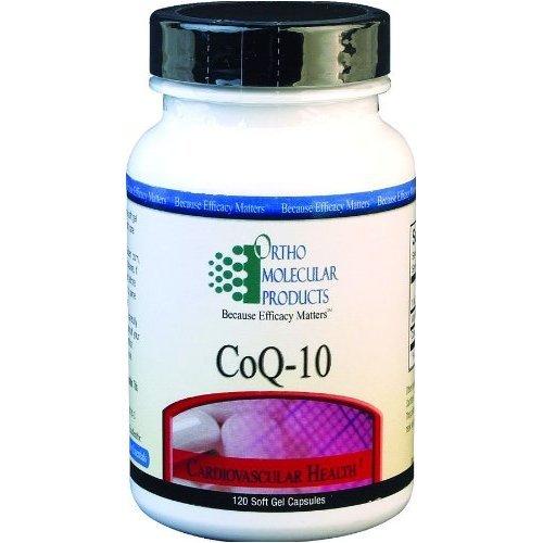 Ortho Molecular - CoQ-10 - 120 Softgel Capsules