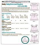 KWIK-SEW PATTERNS Kwik Baby Dress Sewing Patterns