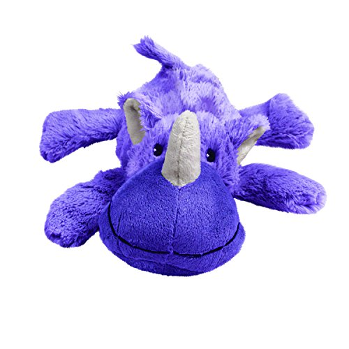 KONG Rosie Rhino Cozie Dog Toy, Small