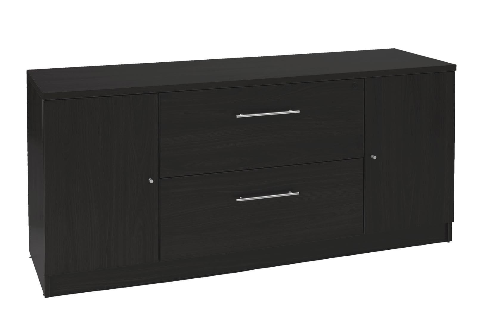 Unique Furniture 163202-ESP Storage Credenza, Espresso