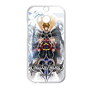HTC One M8 Phone Case Printed With Kingdom Hearts Images